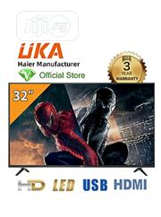 Brand New Haier UKA 32 Inch Led Tv For Sale | TV & DVD Equipment for sale in Edo State, Esan West