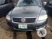 Volkswagen Touareg 3.2 V6 2004 Green | Cars for sale in Delta State, Warri South