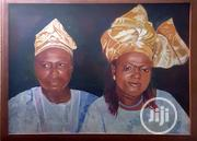 Paint Art Work on Canvass in Frame | Arts & Crafts for sale in Lagos State, Ifako-Ijaiye