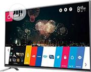 55inches 4k LG Smart TV (Fouani) | TV & DVD Equipment for sale in Lagos State, Lagos Island