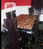 Brand New Dining Table With Marble Top. | Furniture for sale in Lagos State, Ipaja