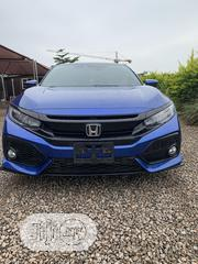 Honda Civic Sport 2018 Blue | Cars for sale in Abuja (FCT) State, Jahi