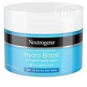 Neutrogena Hydro Boost Hyaluronic Acid Whipped Body Balm, 6.7 Oz   Skin Care for sale in Lagos State, Agege