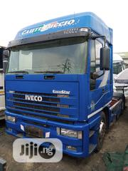 Iveco Eurostar 2003 Blue | Trucks & Trailers for sale in Lagos State, Apapa