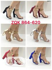 Strappy Heel Sandal | Shoes for sale in Lagos State, Surulere