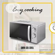 20L Qasa Microwave With Grill | Kitchen Appliances for sale in Lagos State, Lekki Phase 1