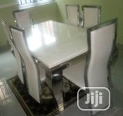 High Quality 6- Seater Marble Dining Table | Furniture for sale in Abuja (FCT) State, Central Business District