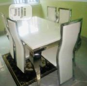 High Quality 6-Seater Marble Dining Table | Furniture for sale in Abuja (FCT) State, Maitama