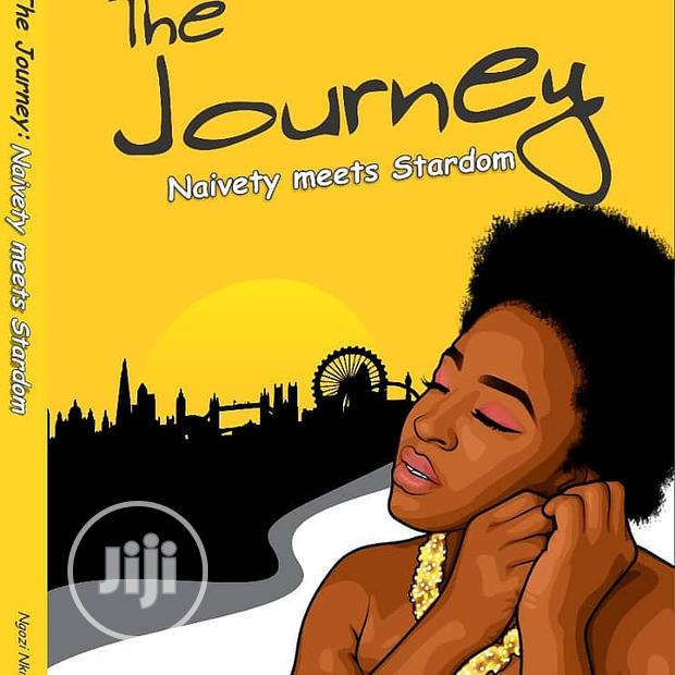 "Archive: Book for Sale - ""The Journey: Naivety Meets Stardom"""