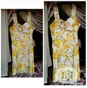 Sleeveless Mustard Dress | Clothing for sale in Lagos State, Yaba