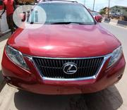Lexus RX 2011 350 Red   Cars for sale in Lagos State, Ikotun/Igando