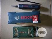 Bosch Rechargeable Screw Driver Sets   Electrical Tools for sale in Edo State, Egor