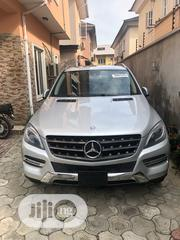 Mercedes-Benz M Class 2015 Silver   Cars for sale in Abuja (FCT) State, Lokogoma