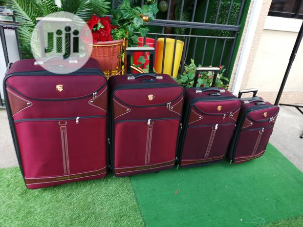 Fashionable 4 In 1 Luggage
