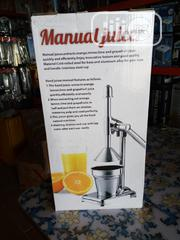 Manual Juice Blender   Kitchen & Dining for sale in Lagos State, Lagos Island