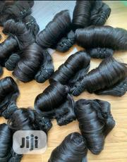 12inches Super Double Drawn Magic Curl Hair | Hair Beauty for sale in Bayelsa State, Yenagoa