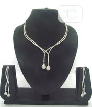 Cubic Zirconia Jewelry Set - 1-003 | Jewelry for sale in Lagos State, Amuwo-Odofin