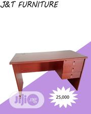 Brown Work Desk, We Have It in Quantity | Furniture for sale in Rivers State, Port-Harcourt