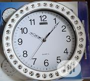 Clock - Wall Clock | Home Accessories for sale in Lagos State, Lagos Mainland