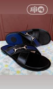 Men's Leather Palm Slippers   Shoes for sale in Lagos State, Kosofe