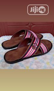 Men's Leather Palm Slippers | Shoes for sale in Lagos State, Kosofe
