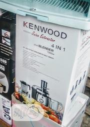 Kenwood 4 in 1 Juice Extractor Plus Blender | Kitchen Appliances for sale in Lagos State, Victoria Island