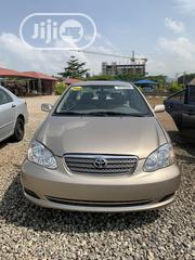 Toyota Corolla 2006 Gold | Cars for sale in Abuja (FCT) State, Jahi