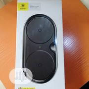 Baseus 10W Dual Qi Wireless Charger | Accessories for Mobile Phones & Tablets for sale in Lagos State, Ikeja