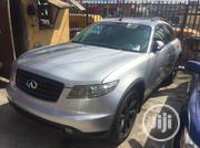 Infiniti FX35 2003 Base 4x2 (3.5L 6cyl 5A) Silver | Cars for sale in Lagos State, Ikeja