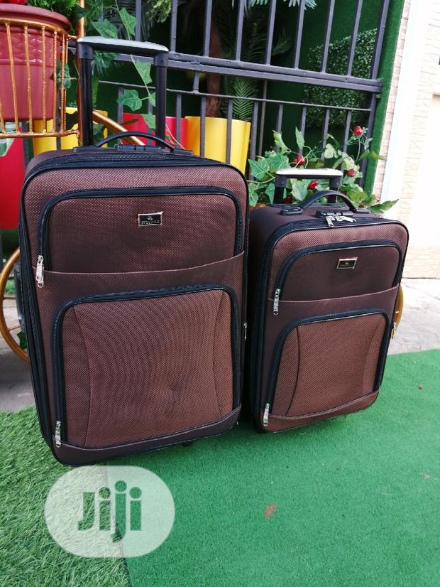 Affordable 2 in 1 Luggages
