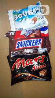 Bounty, Snickers &Mars Minis Chocolate   Meals & Drinks for sale in Lagos State, Amuwo-Odofin