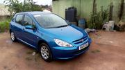Peugeot 307 2006 Blue | Cars for sale in Kaduna State, Kaduna South