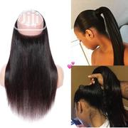 Platinum 360 Frontal -Color 1B | Hair Beauty for sale in Rivers State, Port-Harcourt