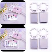 Personalised Key Ring, Key Chain, Key Holder, Corporate Gift Souvenirs | Clothing Accessories for sale in Lagos State, Ikeja