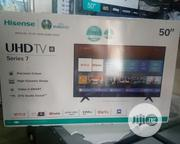 Hisense Smart UHD 4k 50inchs | TV & DVD Equipment for sale in Abuja (FCT) State, Gwagwalada