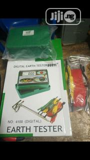 Digital Earth Tester | Measuring & Layout Tools for sale in Lagos State, Lagos Island