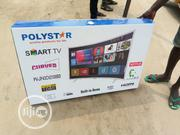 New Arrival Polystar Curved Smart TV 43inch | TV & DVD Equipment for sale in Lagos State, Ojo