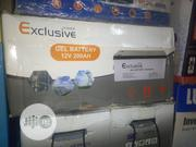 200ah Battery Exclusive | Solar Energy for sale in Lagos State, Ojo