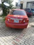 Toyota Corolla 2008 1.8 LE Red | Cars for sale in Jahi, Abuja (FCT) State, Nigeria