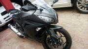 Kawasaki Ninja 1000 2015 Gray | Motorcycles & Scooters for sale in Lagos State, Ojodu
