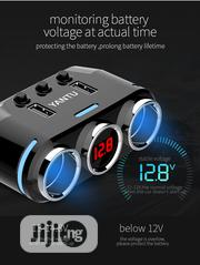 Yantu Dual USB Fast Car Charger | Vehicle Parts & Accessories for sale in Lagos State, Ajah