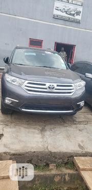 Toyota Highlander 2013 3.5L 4WD Gray | Cars for sale in Oyo State, Ibadan South West