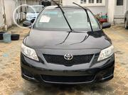 Toyota Corolla 2009 Black | Cars for sale in Lagos State, Lekki Phase 2