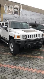 Hummer H3 2009 White   Cars for sale in Lagos State, Ajah