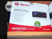High Quality 2.4KVA 24volts Mecury Inverter | Solar Energy for sale in Lagos State, Ojo
