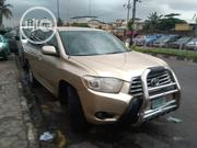 Toyota Highlander 2008 Gold | Cars for sale in Lagos State, Ikeja