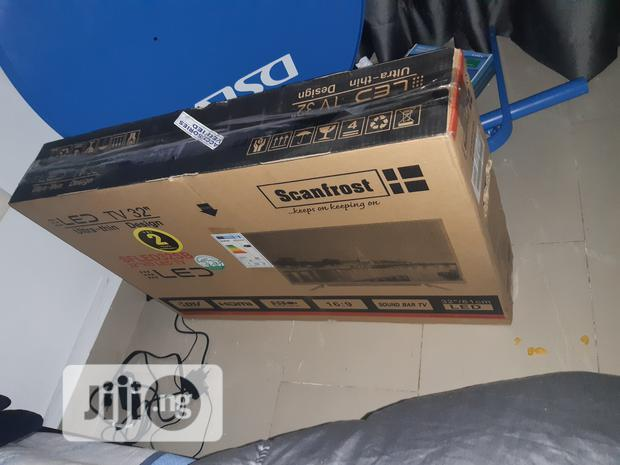 Archive: New 32inches LED Scanfrost TV