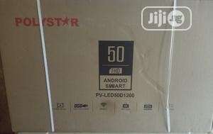Polystar 50 Inches Android Television
