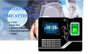 Password Fingerprint Time Recording Clock Machine Employee Attendance | Computer Accessories  for sale in Lagos State, Ikeja