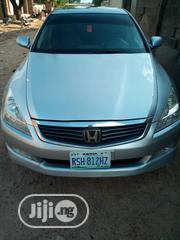 Honda Accord 2007 2.4 Exec Automatic Silver | Cars for sale in Kaduna State, Kaduna